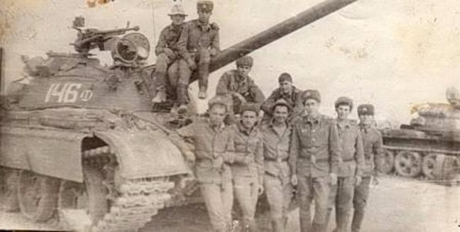 Т-55. ОКСВА. Афганистан 1980 год. 50b57d19c14a