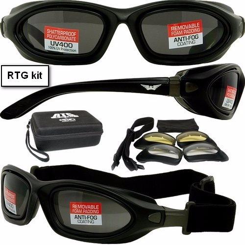 Спортивные, солцезащитные очки GLOBAL VISION USA. 0e51f6d86680