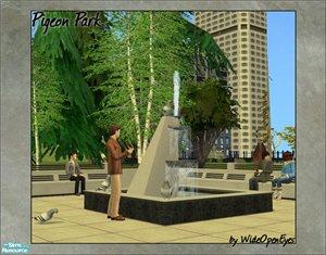 Фонтаны, статуи - Страница 2 09230eb49d26