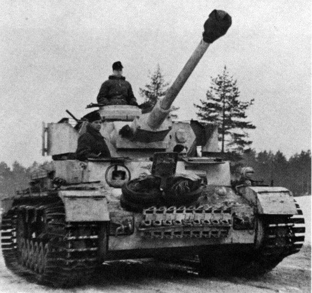 Трак от гусеницы танка Panzerkampfwagen IV D36f7d1ebeaa