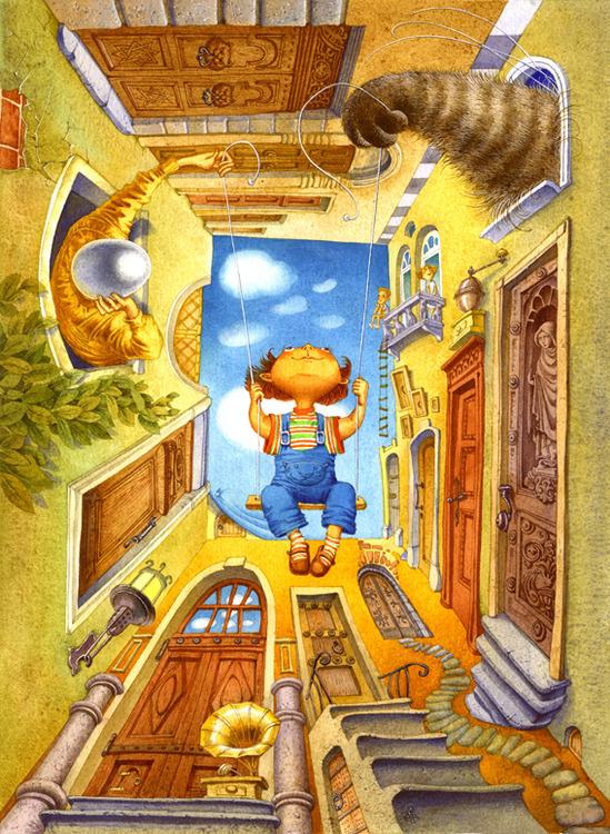 Иллюстрации и  иллюстраторы Ff9759f32d66