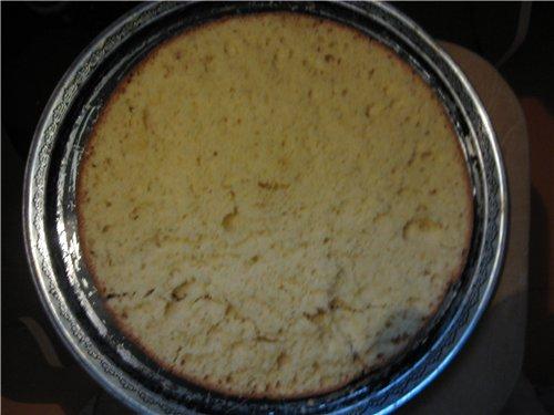 """Торт """"Маленькая страна"""". Пошаговые фото F4ba2781a70e"""