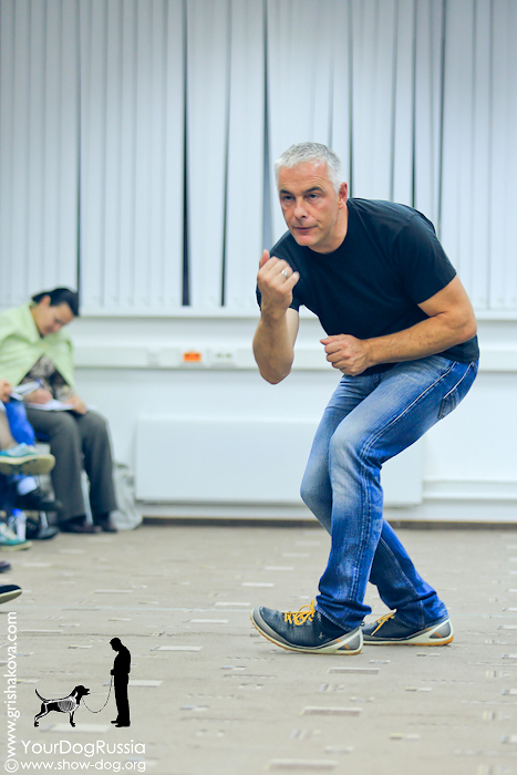 Джерард О'Ши - семинары по хендлингу и ринговой дрессировке в России F83fb7abd245