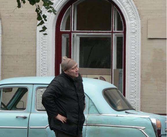 """Съемки фильма """"В Париж"""" (""""Батя"""") 60cb743528aa"""