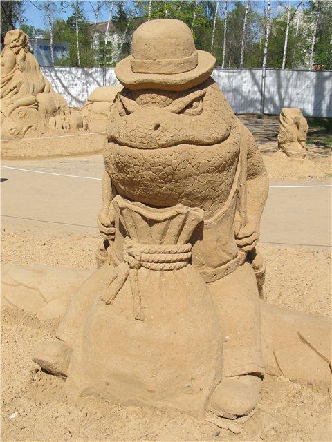 """Международный фестиваль песчаной скульптуры «Знаменитые фонтаны мира"""" 751227bb542f"""