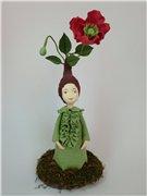 Цветы ручной работы из полимерной глины - Страница 5 46b0cabc78e9t