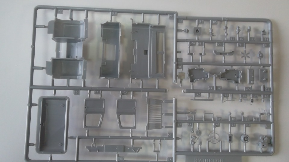 Обзор ГаЗ-66 Командно-штабная машина Р-142Н, 1/35, (ВЭ №35137).  D43dfea2222e