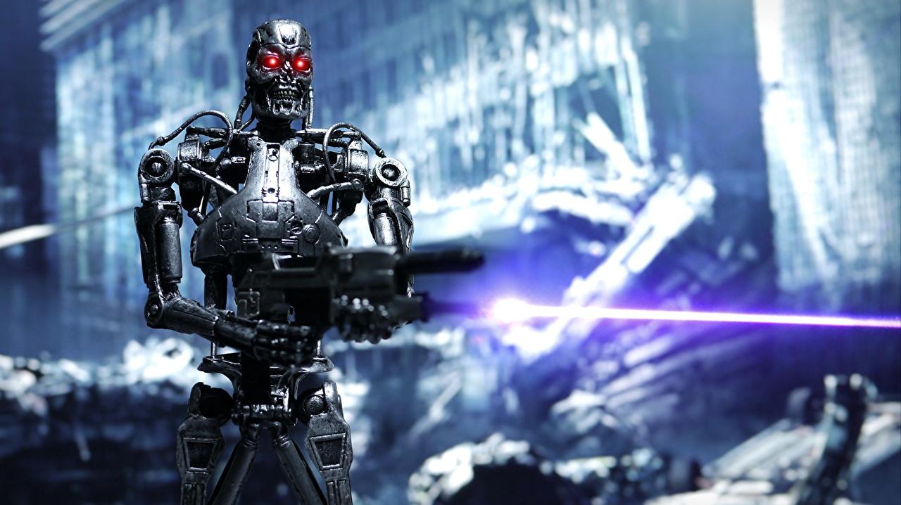 ARDUINO The_Terminator__Toys_460538