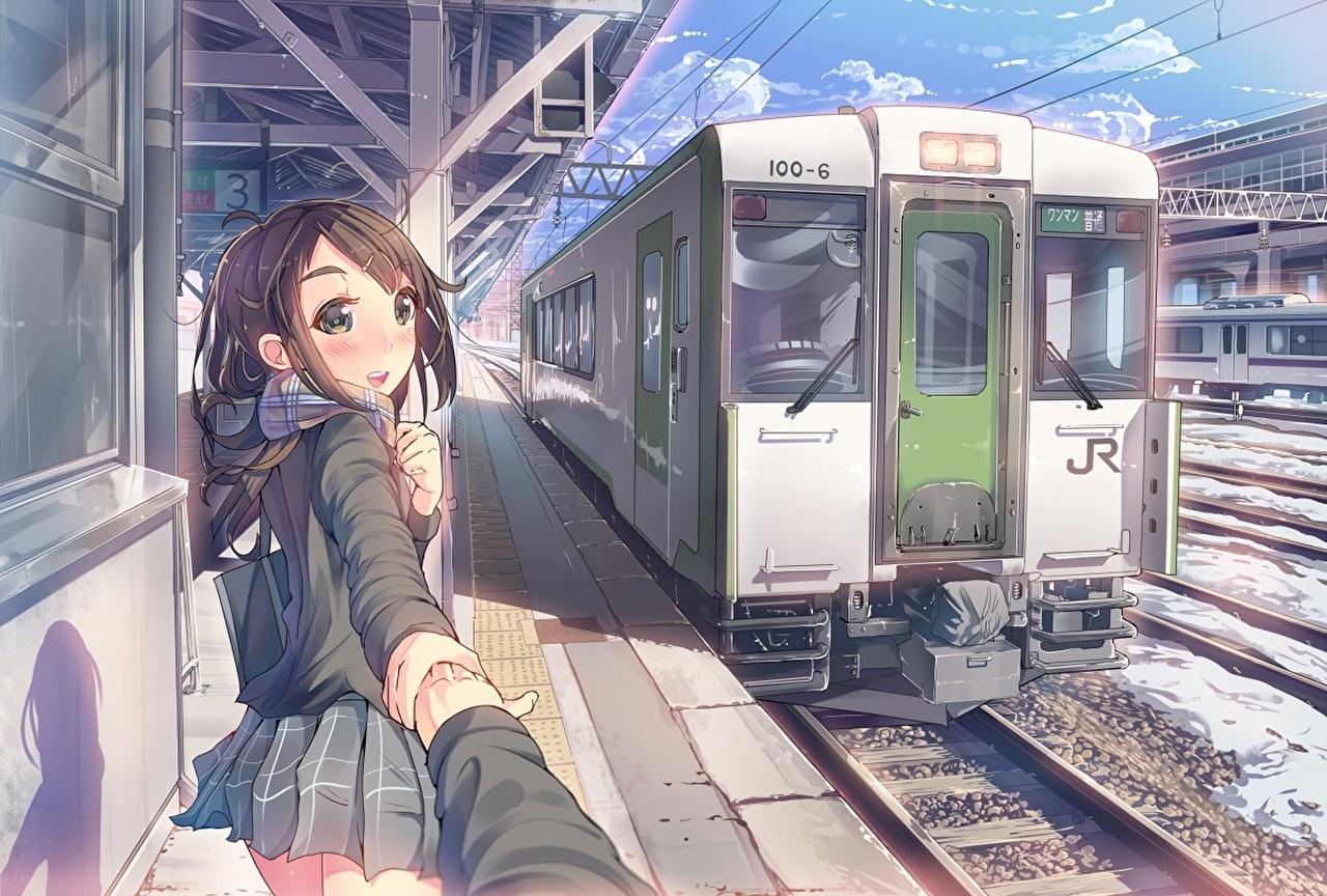 Itália - (Europa) Trains_daitoSchoolgirls_440648