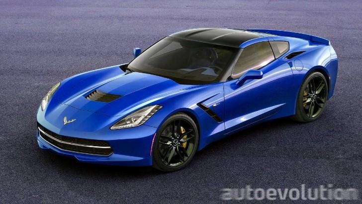 Corvette C7 2014-corvette-c7-stingray-looks-great-in-blue-53868-7