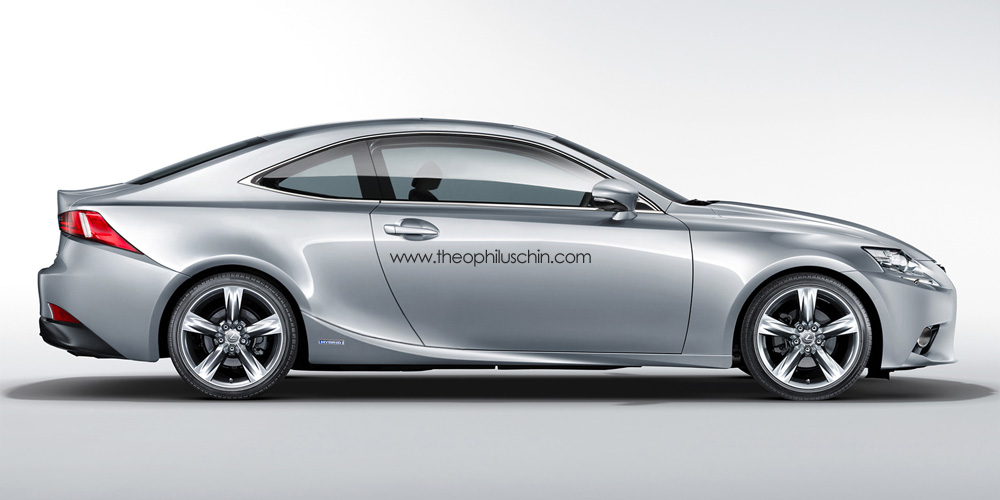 2014 - [Lexus] RC Coupé / RC-F All-new-lexus-is-coupe-rendering_3