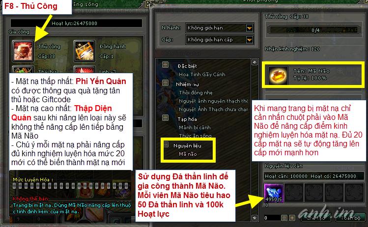 Giới thiệu Kiếm Hiệp Gate1102 - Game hay tinh hoa huyền thoại? Hethongmatna57c54