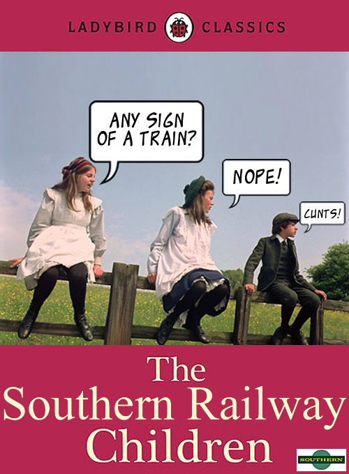 The Picture Jokes thread - Page 20 SouthernRailwayChildren