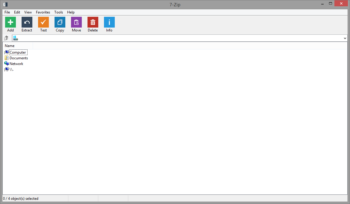 7-Zip 19.00 (32/64 bit) Desatendido  Multilingual 8244552Shirae_Color_Metro_theme