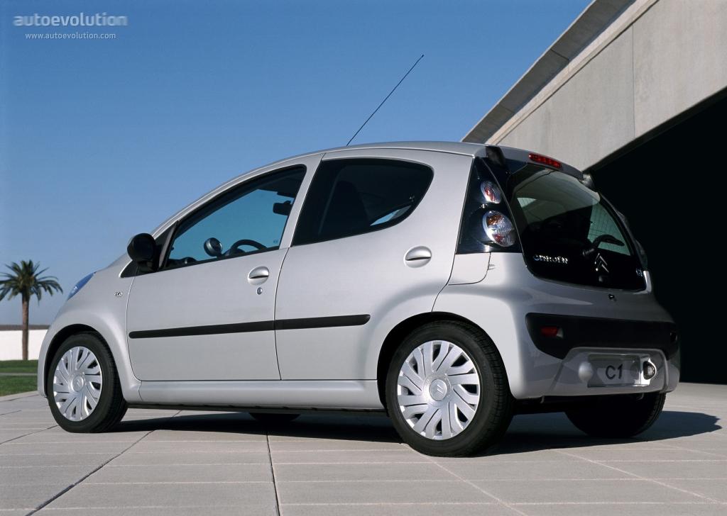 Opiniones para adquisición de un coche seminuevo.... Monovolumen Pequeño ó MPV CITROENC1-124_4