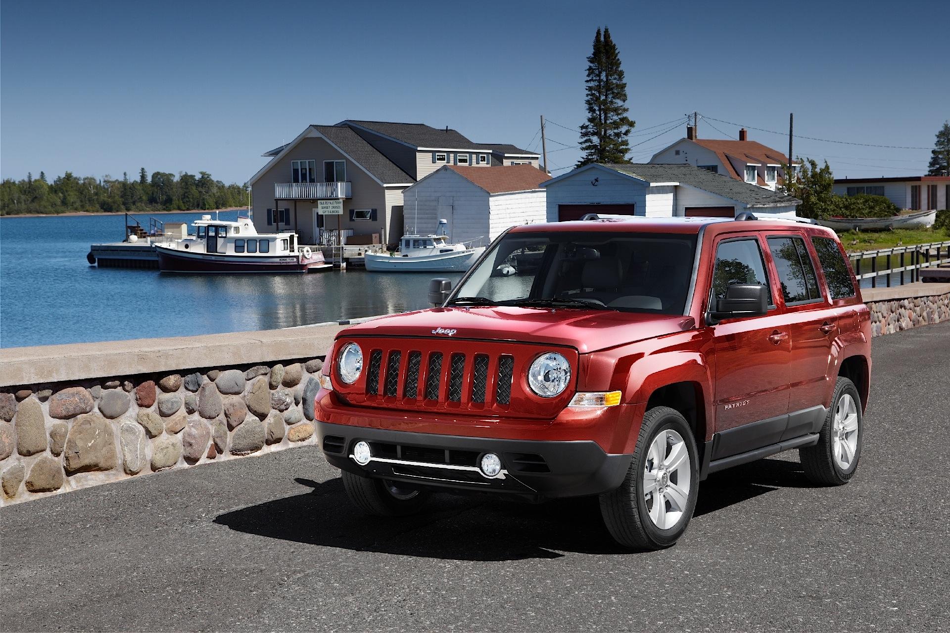 La petite Jeep présentée à Genève s'appellerait Laredo - Page 2 JEEP-Patriot-3332_53