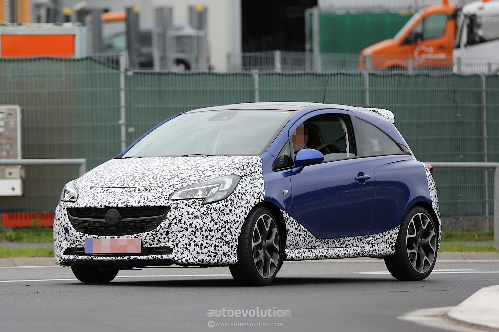 2014 - [Opel] Corsa IV [E] - Page 3 2015-opel-corsa-opc-spied-testing-photo-gallery_1