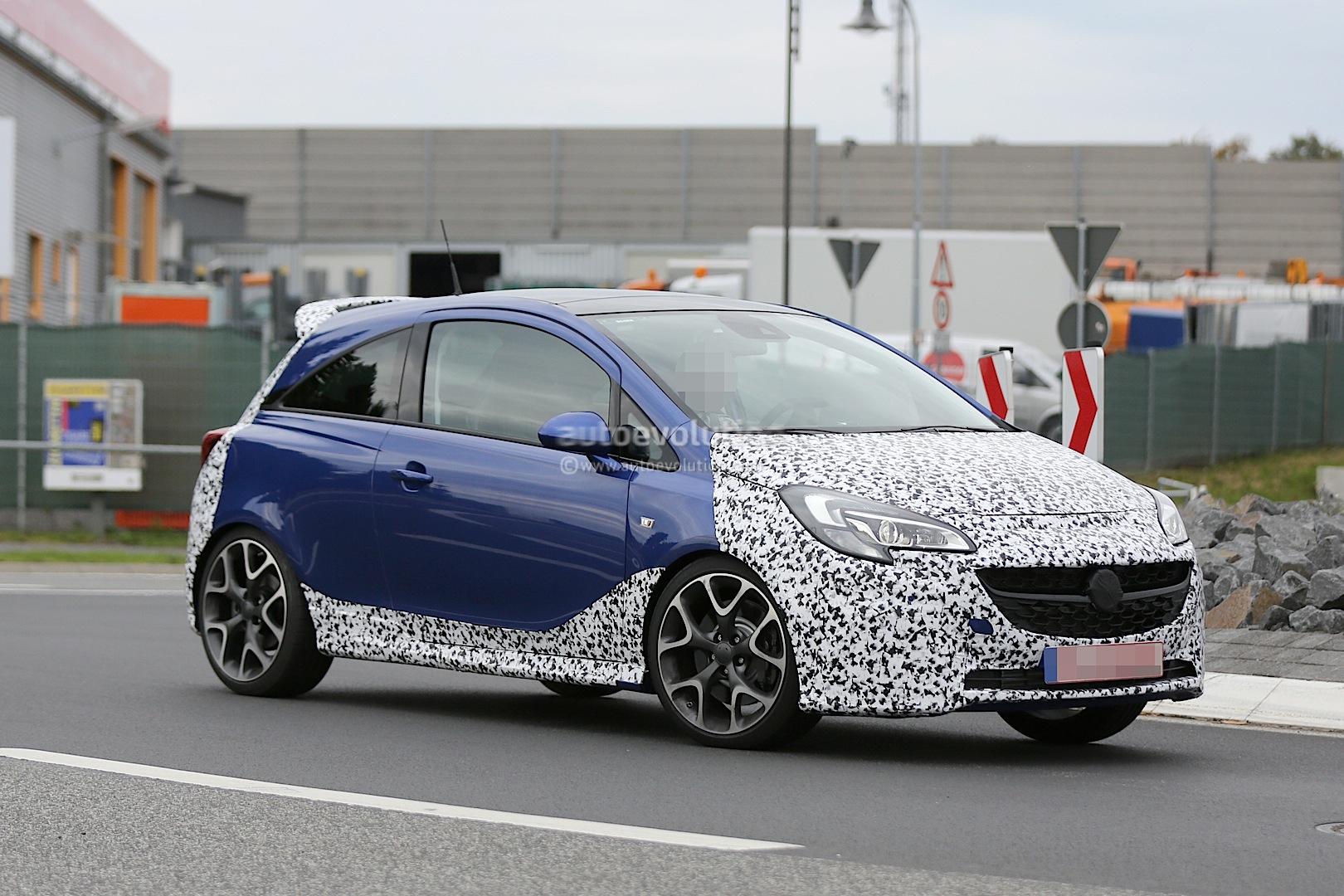 2014 - [Opel] Corsa IV [E] - Page 3 2015-opel-corsa-opc-spied-testing-photo-gallery_4