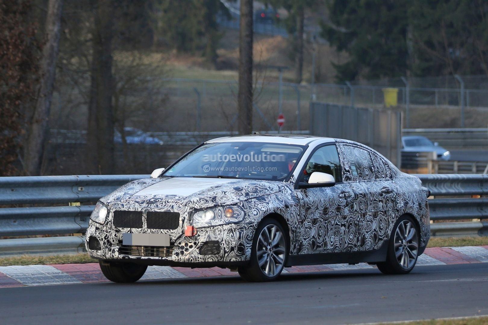 2016 - [BMW] Série 1 Sedan [F52] - Page 4 2016-bmw-f52-1-series-sedan-spotted-testing-fwd-platform-on-nurburgring-photo-gallery_2