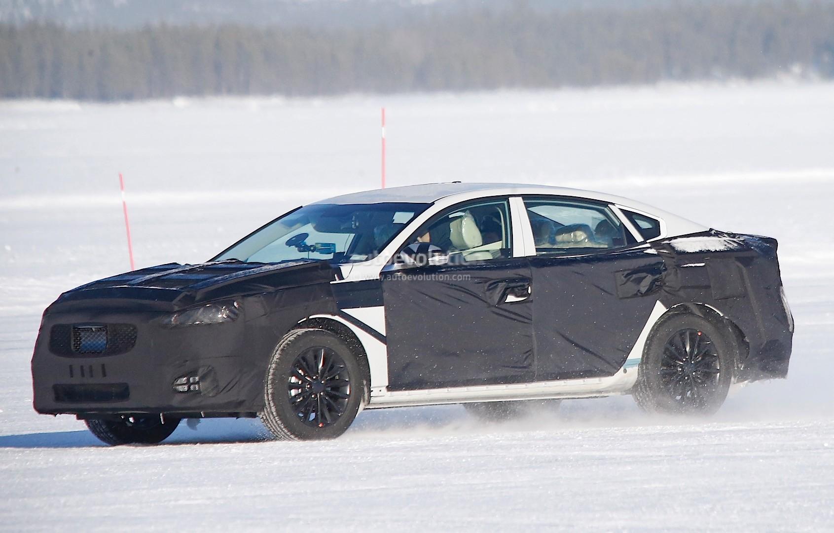 2015 - [Kia] Cadenza II 2016-kia-k7-cadenza-spied-testing-in-sweden-photo-gallery_2