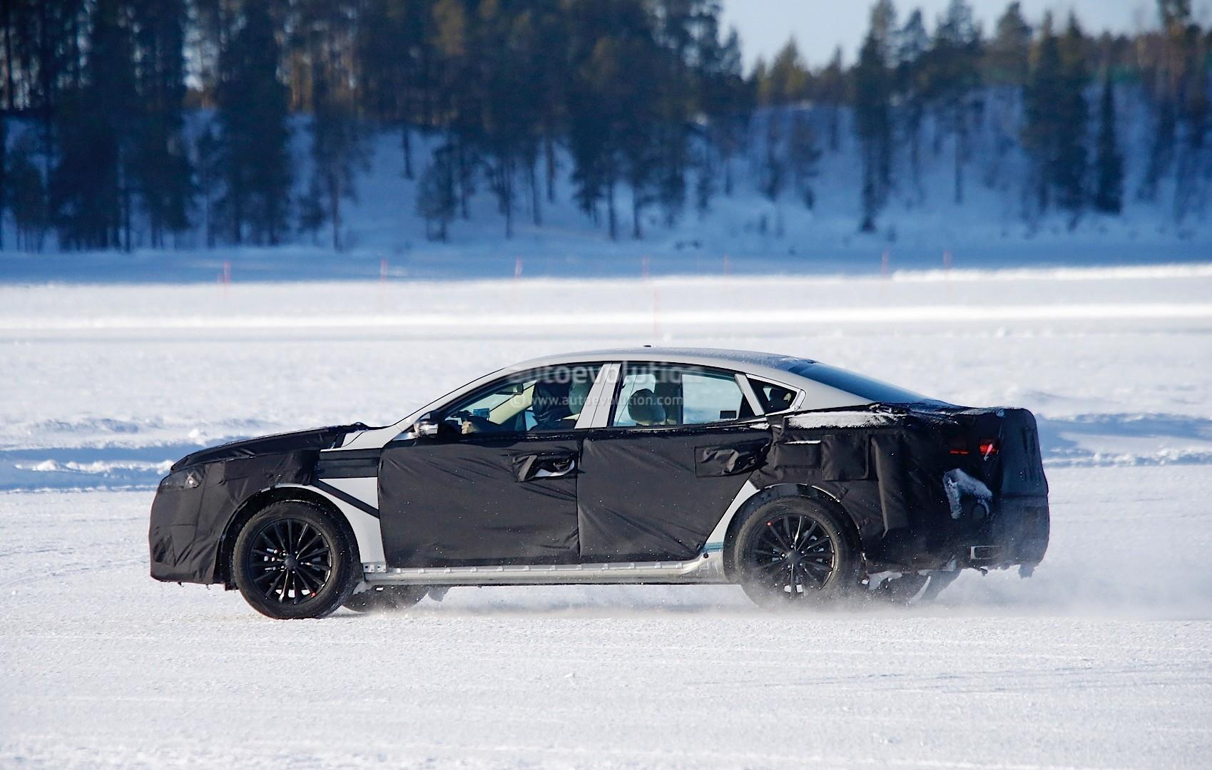 2015 - [Kia] Cadenza II 2016-kia-k7-cadenza-spied-testing-in-sweden-photo-gallery_5