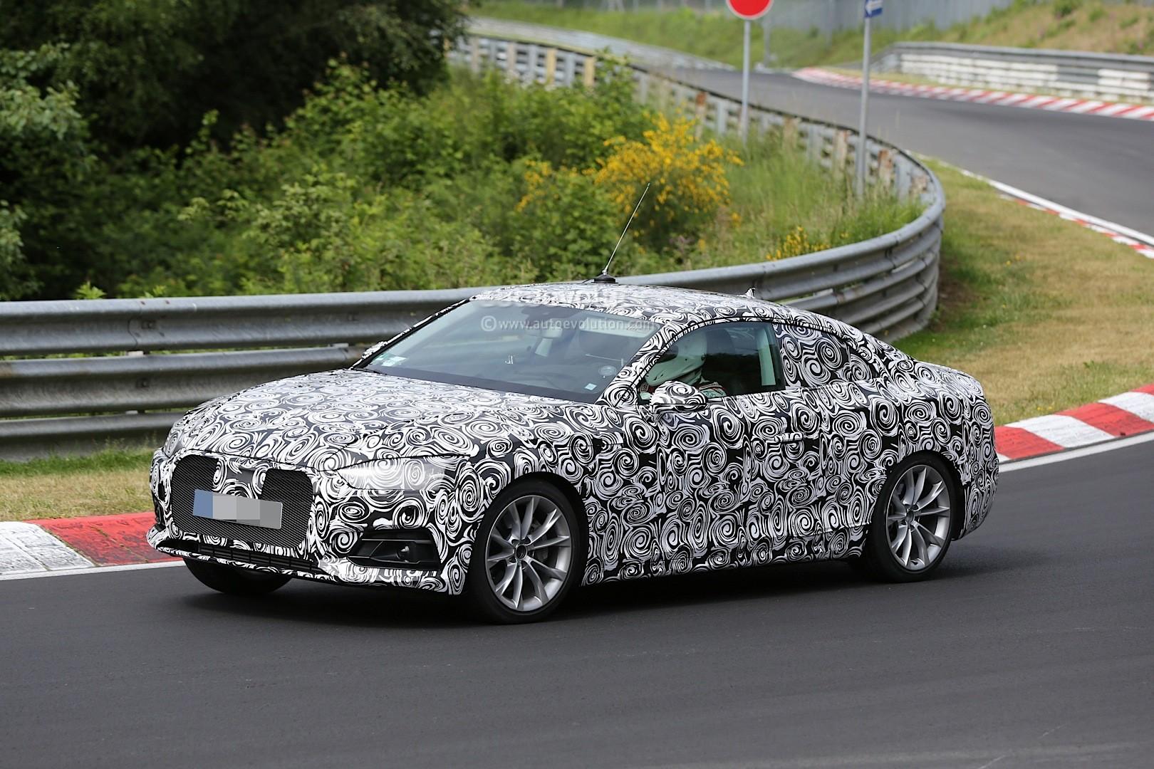 2016 - [Audi] A5 Coupé, Cabriolet et Sportback - Page 3 Spyshots-2017-audi-a5-coupe-begins-nurburgring-testing_11