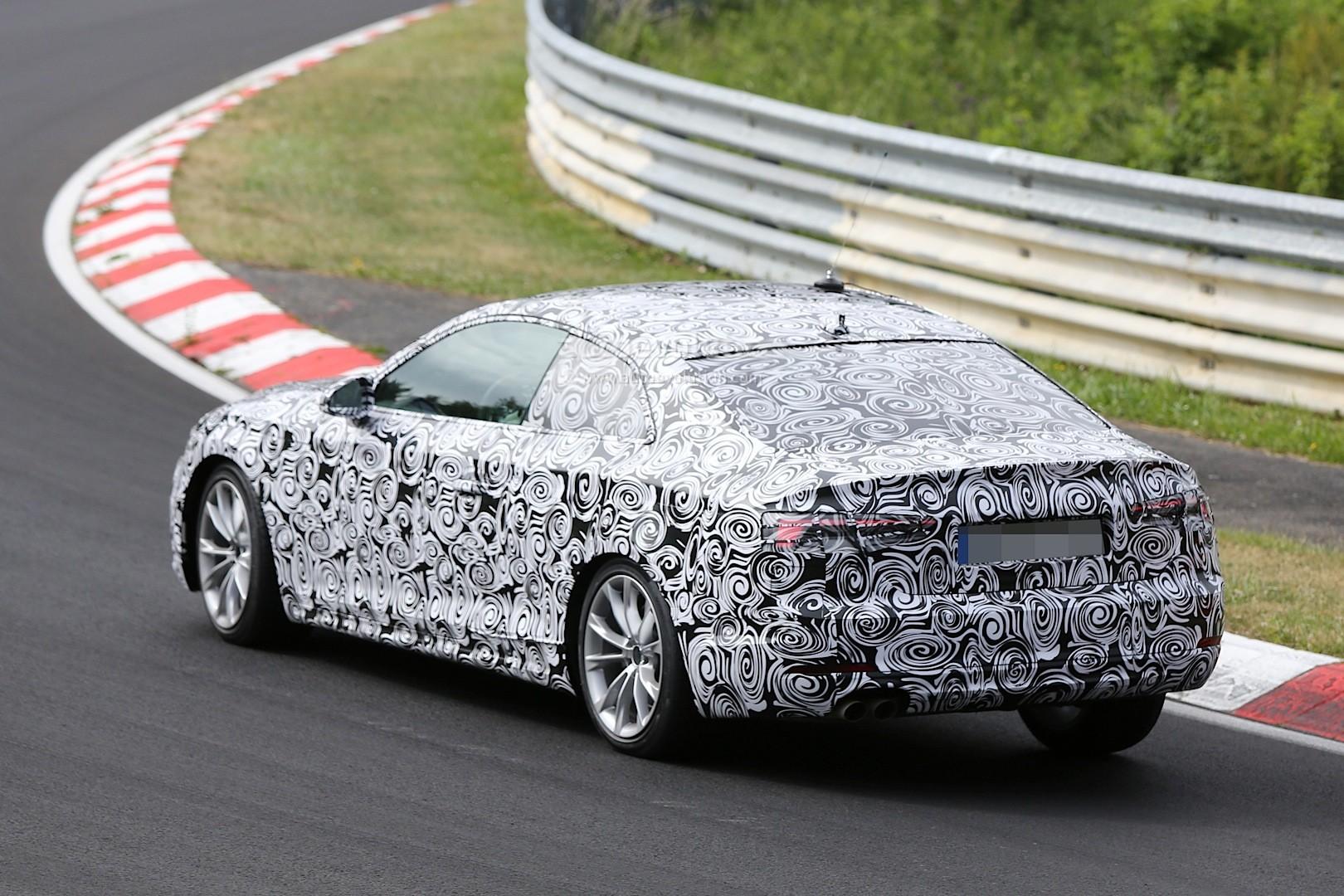 2016 - [Audi] A5 Coupé, Cabriolet et Sportback - Page 3 Spyshots-2017-audi-a5-coupe-begins-nurburgring-testing_15