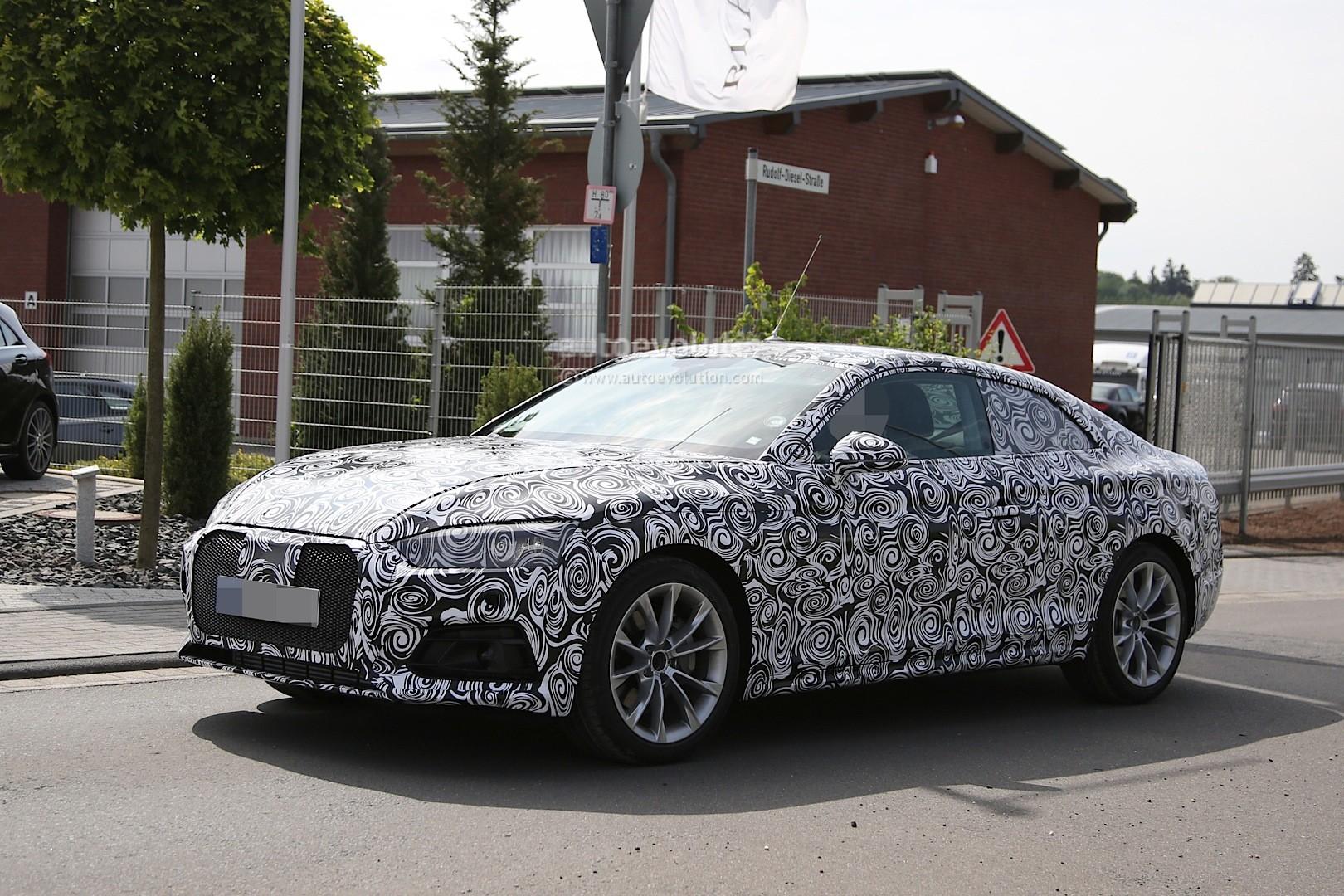 2016 - [Audi] A5 Coupé, Cabriolet et Sportback - Page 3 Spyshots-2017-audi-a5-coupe-begins-nurburgring-testing_18