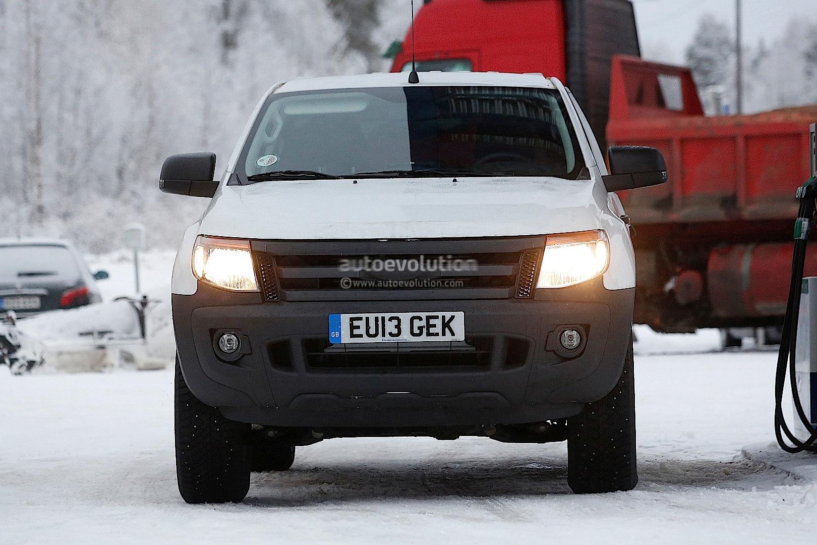 2015 - [Ford] Everest / Ranger restylé Spyshots-ford-ranger-suv_1