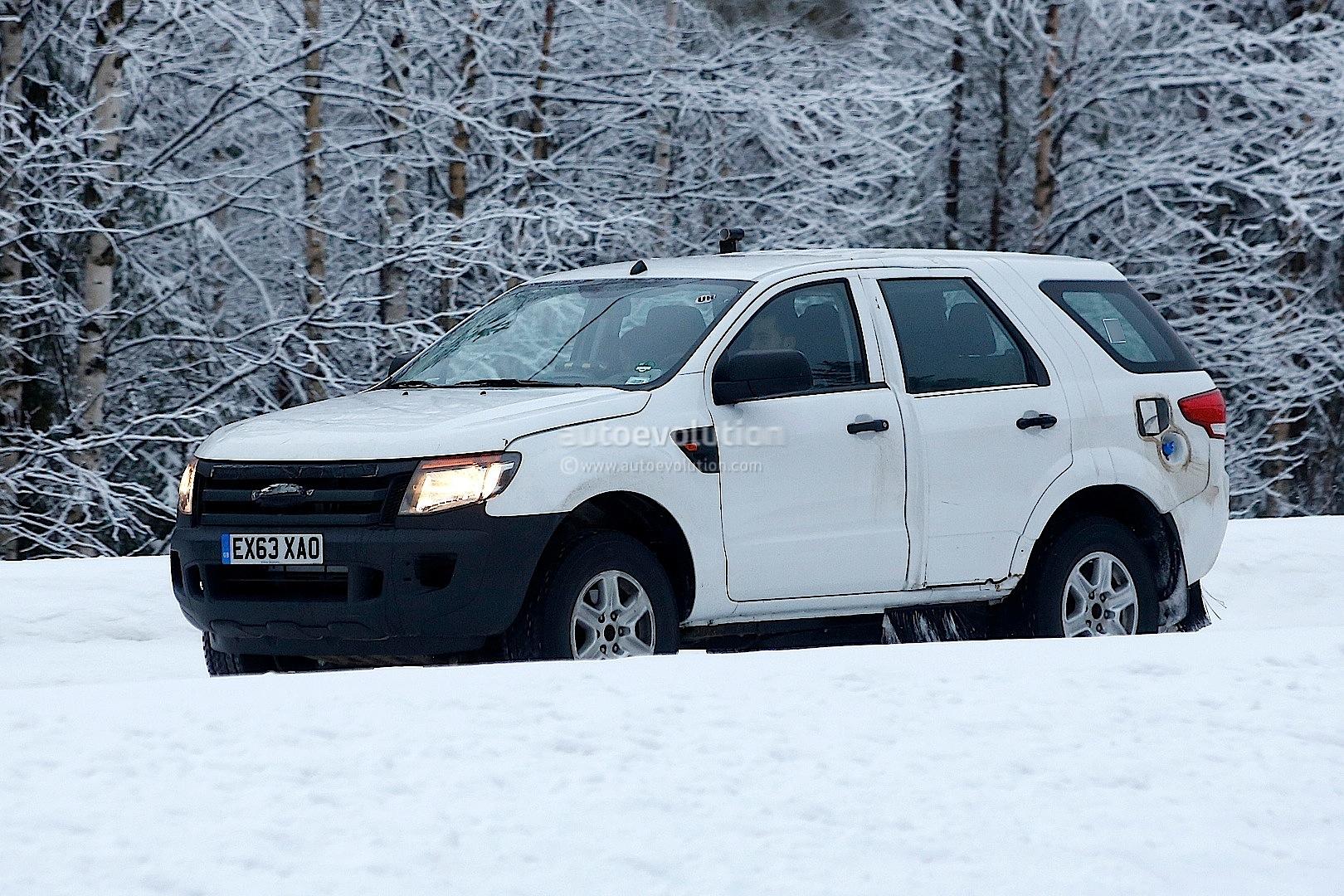 2015 - [Ford] Everest / Ranger restylé Spyshots-ford-ranger-suv_2