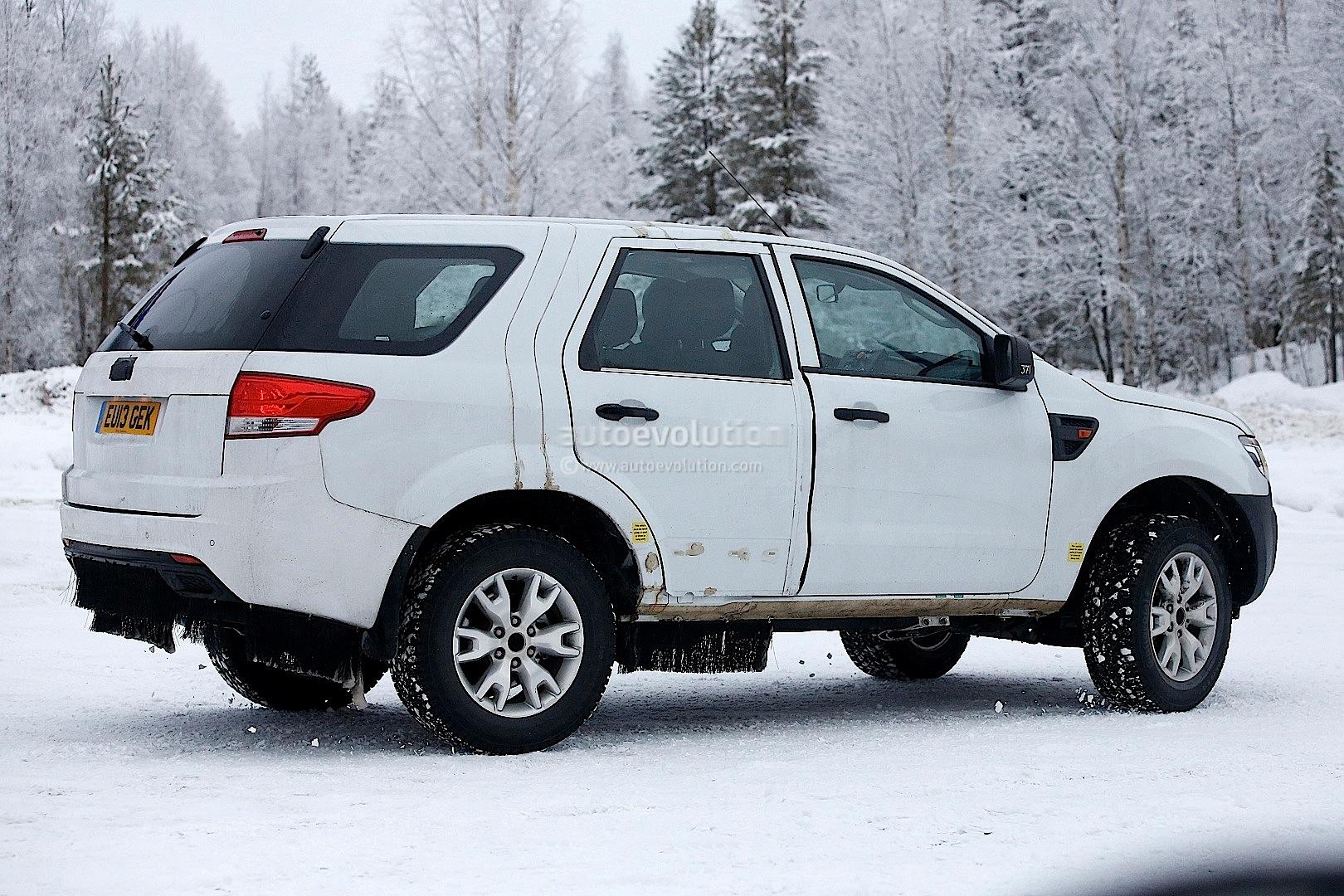 2015 - [Ford] Everest / Ranger restylé Spyshots-ford-ranger-suv_3