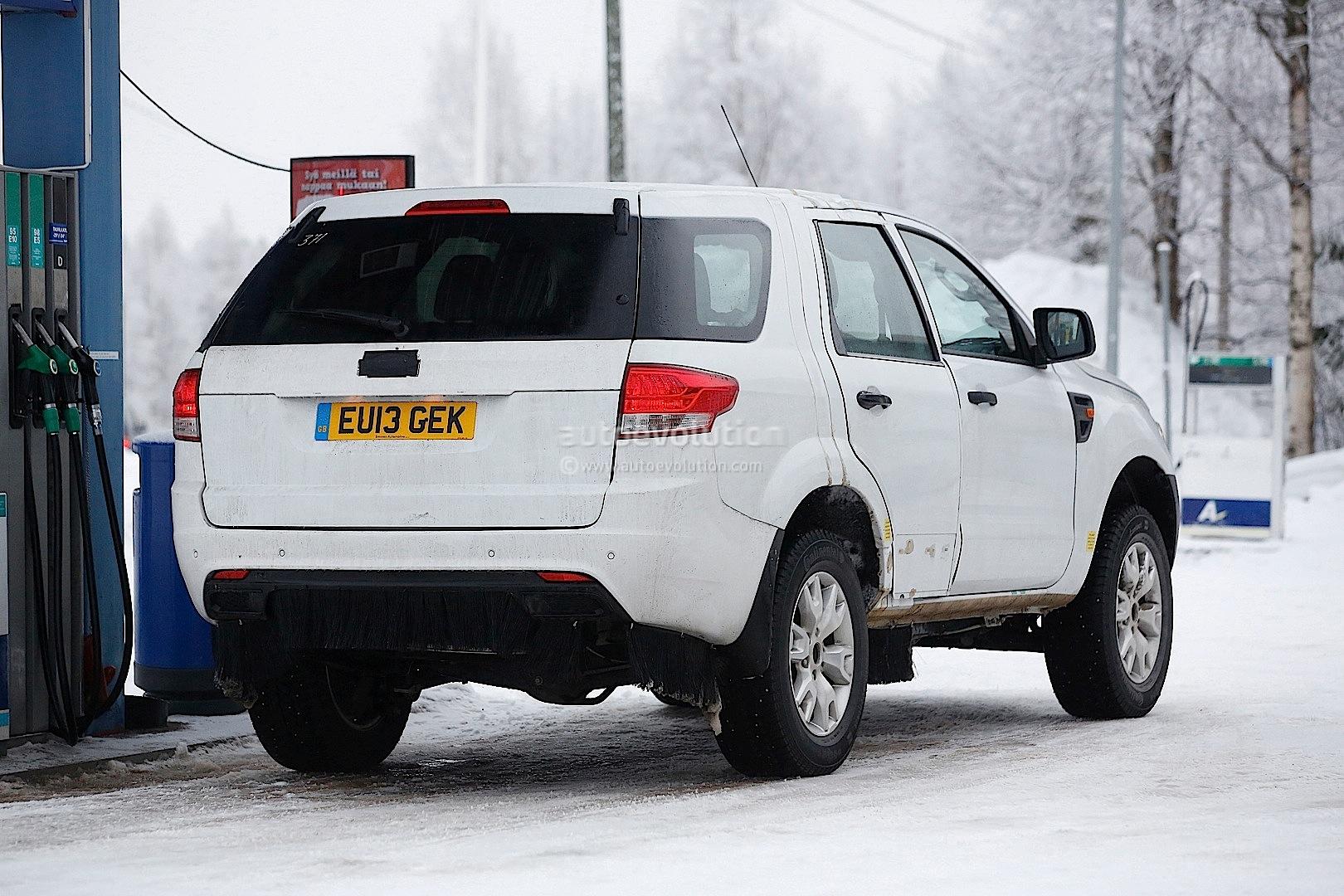 2015 - [Ford] Everest / Ranger restylé Spyshots-ford-ranger-suv_6