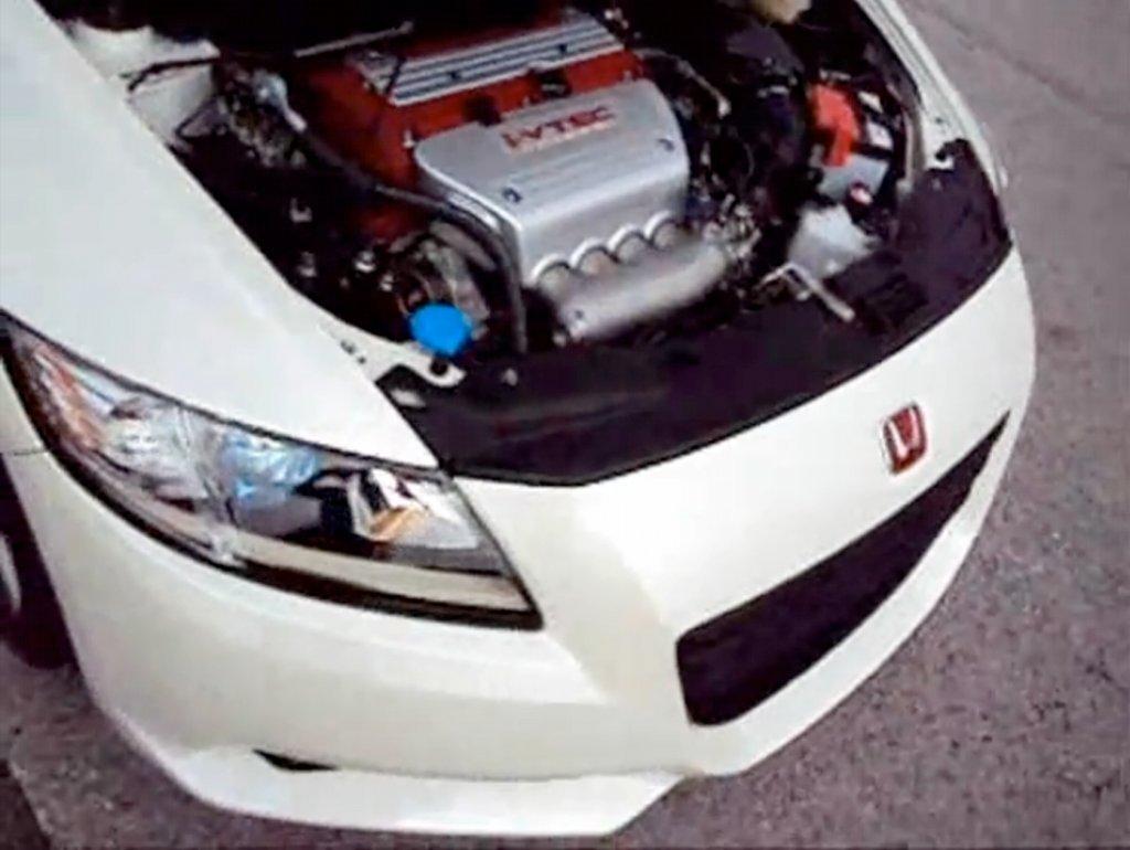 CR-Z GT Road-eure - Page 2 Honda-cr-z-gets-k20-engine-28223_1