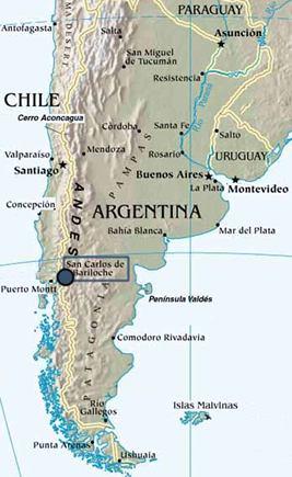 Argentine - Avant 1970 48339262argentina-bariloche-ovni-jpg