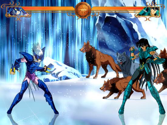 Saint Seiya  (Les Chevaliers du Zodiaque ) dans les jeux vidéo. 29018791mugen3-png