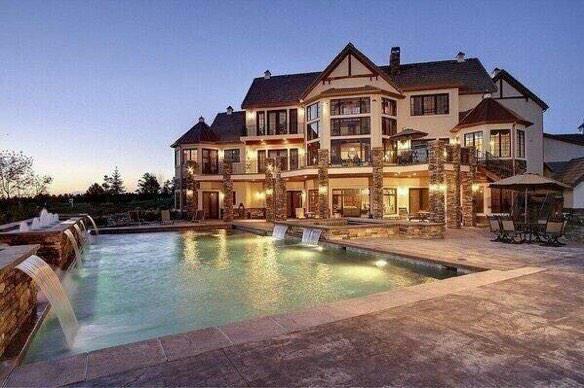 بيوت الأحلام Dream-house-garden-life-goals-luxury-Favim.com-2430171