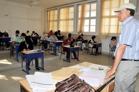 """وزارة التربية تضع شروطا صارمة أمام """"الأحرار"""" Bac2014_677165018"""