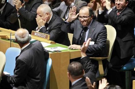 """المغرب يجاور """"الأقوياء"""" في مجلس الأمن بحثاً عن """"الريادة"""" العربية Moroccosecurity_337805712"""