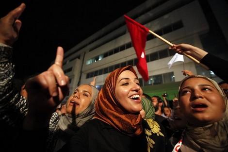 """""""النهضة"""" التونسية تشرع في مشاورات لتشكيل حكومة وحدة وطنية Nahdatunisian_444940543"""