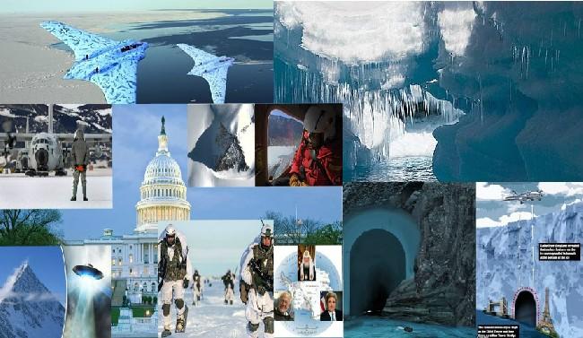 Макс Иванов - Тайна Антарктиды: странная военно-научная операция; кто начал рвать ледник и показывать свою силу? 11612091e7944f73f054d0fbc7b1