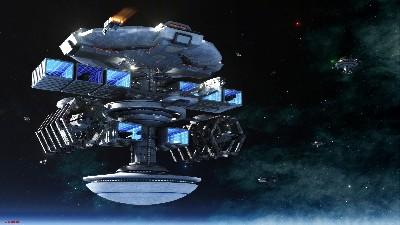 Межгалактическая база инопланетян обнаружена в космосе 11612191c4a8be2985619987e741