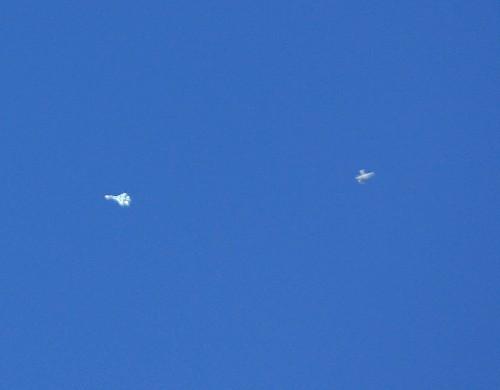 Воздушный бой Су-27 против F16 над Зоной 51 11701181473917adcf19e3666d9f