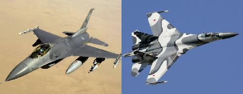 Воздушный бой Су-27 против F16 над Зоной 51 117011827fa4d4cc7a3ef5db5501
