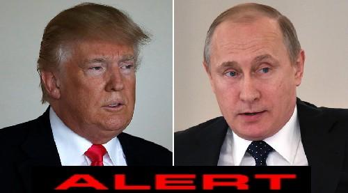 """Трамп отправляет экстренное сообщение Путину:"""" До следующей недели я могу не дожить!"""" 11701191c453107ea9708c6cee92"""