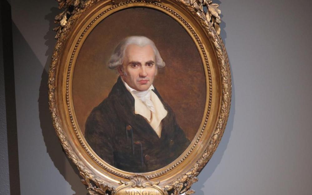 Palaiseau, Musée Polytechnique, expo Gaspard Monge 7746012_1fc6717a-64d0-11e8-93a7-968806526ab9-1_1000x625