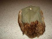 "Officer's Winter ""Yukon"" style hat 1Yo0A"