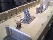 40-gun Old Glory man o' war ship Bild0623