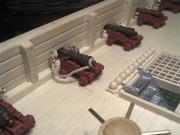 40-gun Old Glory man o' war ship Bild0548