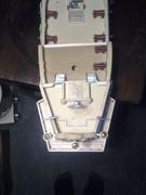40-gun Old Glory man o' war ship Bild0635