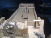 40-gun Old Glory man o' war ship Bild0617